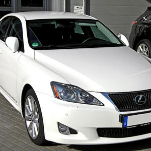 Lexus IS 2008 For sale - White color