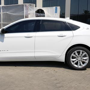 Used condition Chevrolet Impala 2016 with 1 - 9,999 km mileage