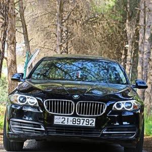 BMW 520i twin turbo model 2016