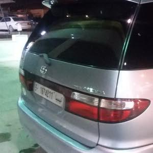 Toyota Previa Used in Tripoli