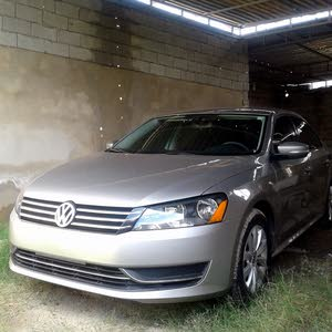 Volkswagen Passat car for sale 2012 in Tripoli city