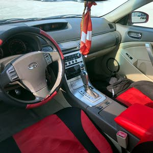 Infiniti G35 2005 For sale - Red color