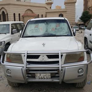 +200,000 km mileage Mitsubishi Pajero for sale