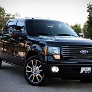 Ford F-150 2010 For sale - Black color