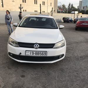 Automatic Volkswagen 2012 for sale - Used - Amman city