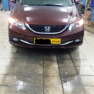 Honda Civic car for sale 2014 in Salala city