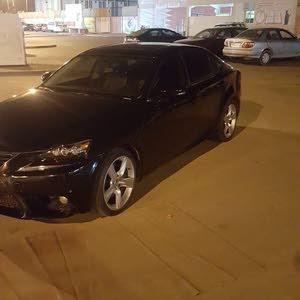 Lexus IS in Manama