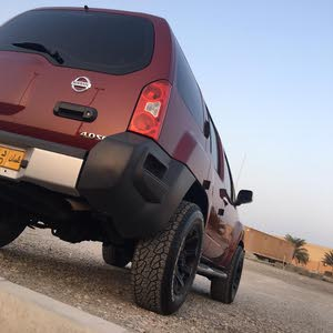 Nissan Xterra car for sale 2008 in Al Masn'a city