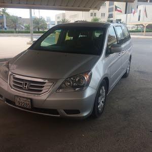 Honda Odyssey 2010 For sale - Grey color