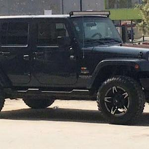 JEEP Wrangler 4WD 4dr Unlimited Sahara