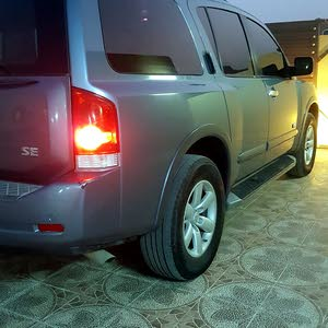 2013 Used Armada with Automatic transmission is available for sale