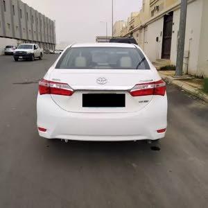 Toyota corolla car sell