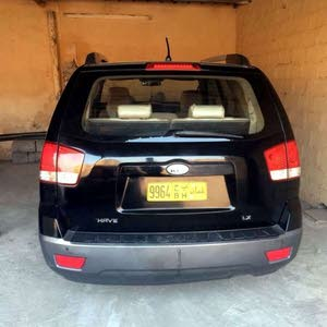 km mileage Kia Mohave for sale