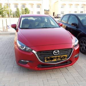 2017 Mazda 3 Comfortline sedan