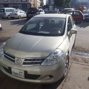 Used 2007 Tiida for sale