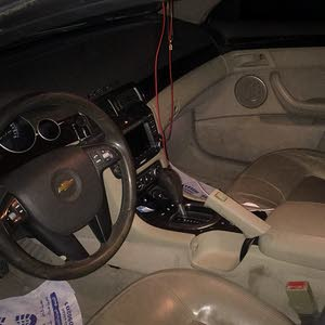 Chevrolet Caprice 2007 For sale - White color