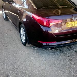 Gasoline Fuel/Power   Kia Optima 2011