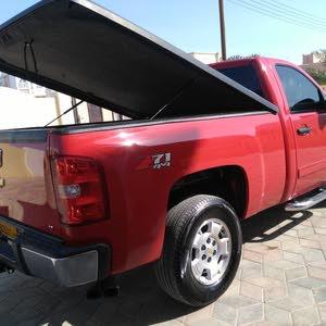 Red Chevrolet Silverado 2012 for sale