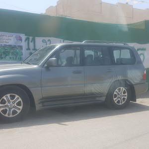 للبيع السياره LX
