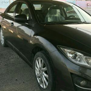 Gasoline Fuel/Power   Mazda 6 2011