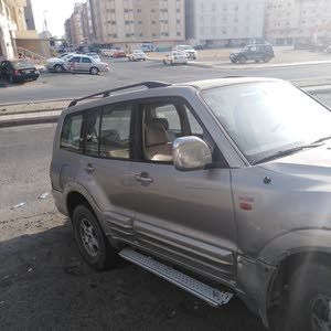 Mitsubishi Pajero car for sale 2002 in Jeddah city