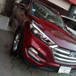 Hyundai Tucson made in 2017 for sale