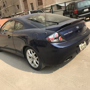 Hyundai Coupe car for sale 2008 in Hawally city
