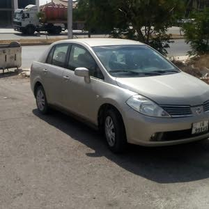 Nissan Tiida made in 2007 for sale