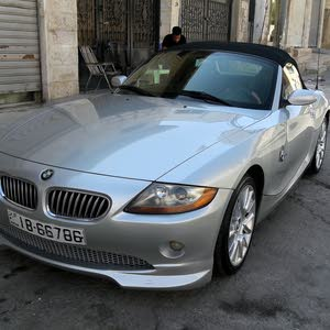Used condition BMW Z4 2003 with 140,000 - 149,999 km mileage