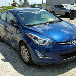 Hyundai Elantra 2015 in Baghdad - Used