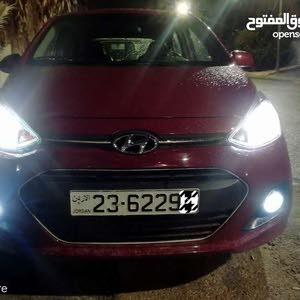 For sale Hyundai i10 car in Amman