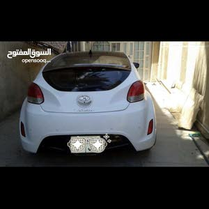 White Hyundai Veloster 2013 for sale