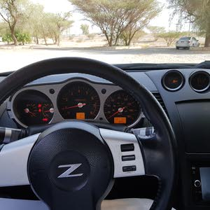 Used condition Nissan 350Z 2005 with 0 km mileage