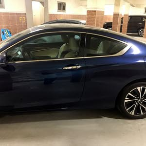 Honda Accord 2017 V6 coupe Quick sale