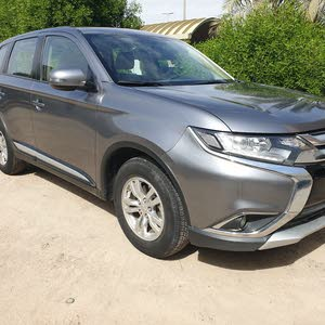 km Mitsubishi Outlander 2017 for sale