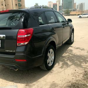 0 km mileage Chevrolet Captiva for sale