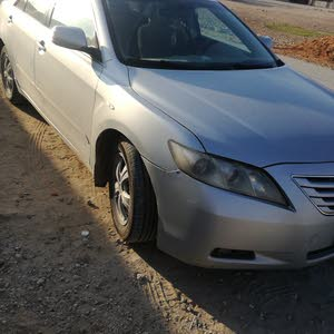 For sale 2007 Silver Camry