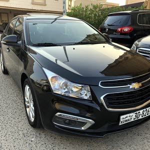Chevrolet Cruze car for sale 2016 in Kuwait City city