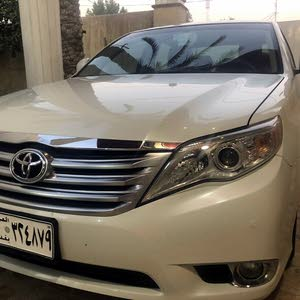 Toyota Avalon car for sale 2011 in Basra city