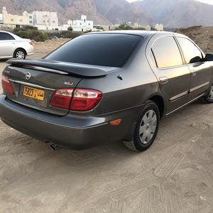 Grey Nissan Maxima 2008 for sale