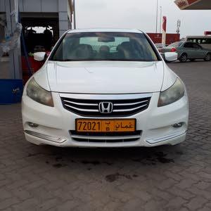 Gasoline Fuel/Power   Honda Accord 2011