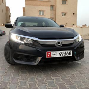 Honda Civic 2016 US Specs for urgent sale
