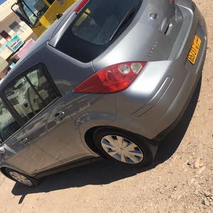 Nissan Tiida 2011 For sale - Grey color