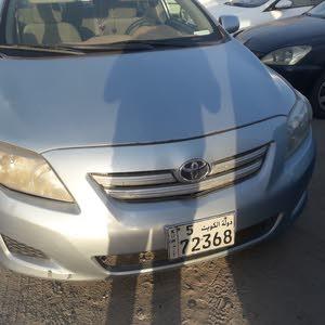 Toyota Corolla 2009 in good condition