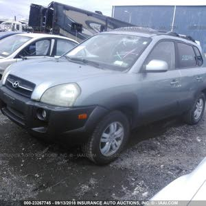 For sale 2006 Silver Tucson