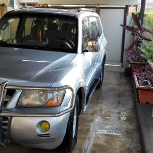 2007 Pajero for sale