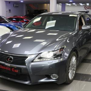 80,000 - 89,999 km Lexus GS 2012 for sale