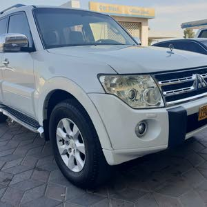 Mitsubishi Pajero car for sale 2010 in Muscat city