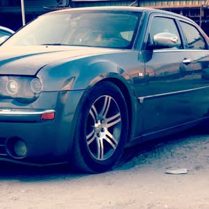Gasoline Fuel/Power   Chrysler 300C 2006