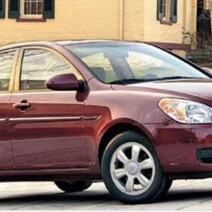 Automatic Hyundai Accent 2006
